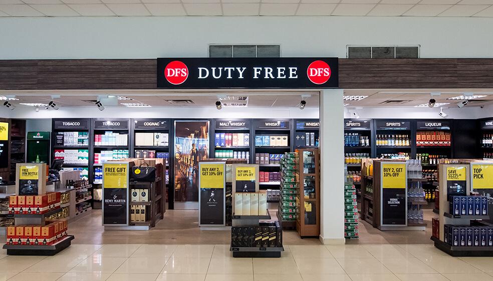 duty free usa